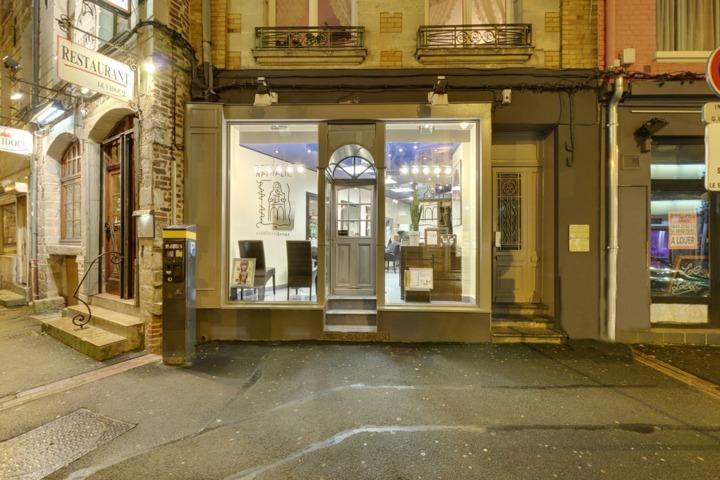 Galerie visite virtuelle 360 coiffeurs for Salon esthetique arras